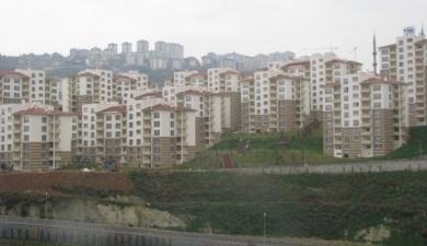 Trabzon Zağnos Vadisi 354 Konut